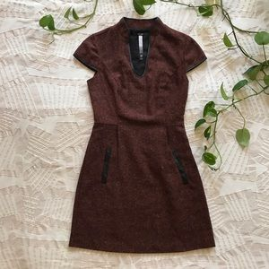 Kensie Tweed dress